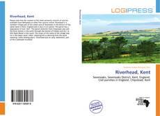 Capa do livro de Riverhead, Kent