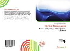 Couverture de Richard Francis Lyon