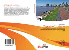 Copertina di Waterproof, Louisiana