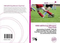 1995 UEFA Cup Winners' Cup Final kitap kapağı