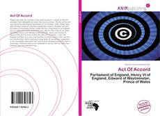 Bookcover of Act Of Accord