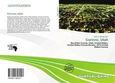 Bookcover of Corinne, Utah