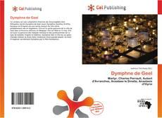Bookcover of Dymphne de Geel