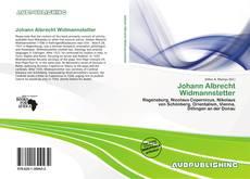 Обложка Johann Albrecht Widmannstetter