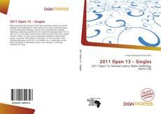 Couverture de 2011 Open 13 – Singles