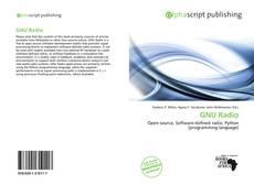 Portada del libro de GNU Radio