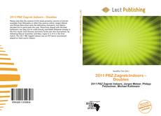 Bookcover of 2011 PBZ Zagreb Indoors – Doubles