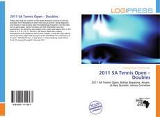 Couverture de 2011 SA Tennis Open – Doubles