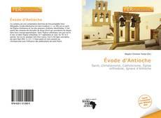 Copertina di Évode d'Antioche