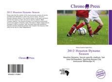 Bookcover of 2012 Houston Dynamo Season