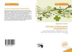 Portada del libro de Hiroshi Kobayashi (footballer)