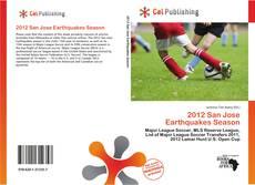 2012 San Jose Earthquakes Season kitap kapağı