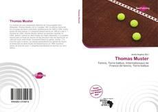 Buchcover von Thomas Muster
