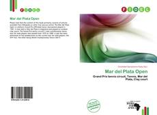 Bookcover of Mar del Plata Open