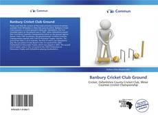 Buchcover von Banbury Cricket Club Ground