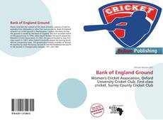 Bookcover of Bank of England Ground