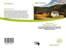 Capa do livro de Stansted, Kent