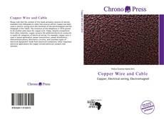 Buchcover von Copper Wire and Cable