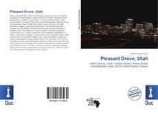 Bookcover of Pleasant Grove, Utah