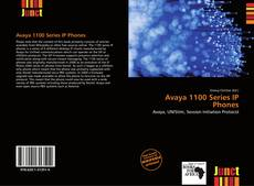 Portada del libro de Avaya 1100 Series IP Phones