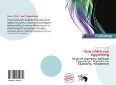 Buchcover von Hans Ulrich von Eggenberg