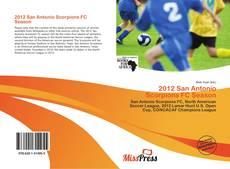 Обложка 2012 San Antonio Scorpions FC Season