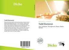 Обложка Tadd Dameron
