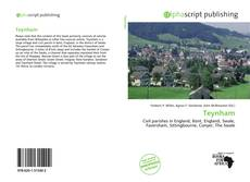 Buchcover von Teynham