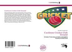 Buchcover von Castleton Cricket Club Ground