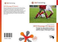 Bookcover of 2012 Gwangju FC Season