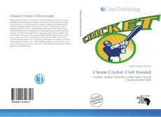Copertina di Cheam Cricket Club Ground