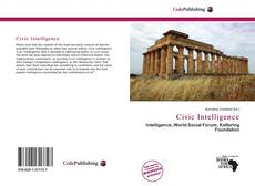 Copertina di Civic Intelligence