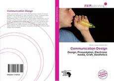 Bookcover of Communication Design