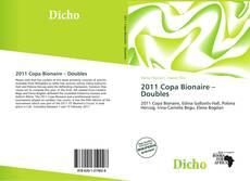 Bookcover of 2011 Copa Bionaire – Doubles