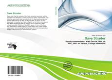 Bookcover of Dave Strader