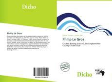 Buchcover von Philip Le Gros