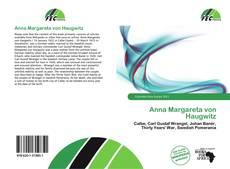 Anna Margareta von Haugwitz的封面