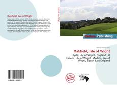 Bookcover of Oakfield, Isle of Wight