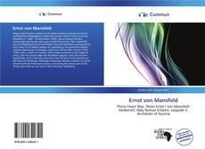 Buchcover von Ernst von Mansfeld