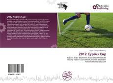 Bookcover of 2012 Cyprus Cup