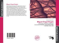 Miguel Ángel Rugilo的封面