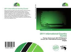 Bookcover of 2011 International Country Cuneo