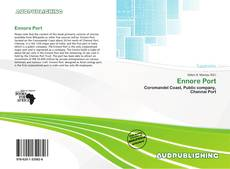 Bookcover of Ennore Port