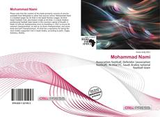 Bookcover of Mohammad Nami