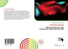 Bookcover of DJ Paul Elstak