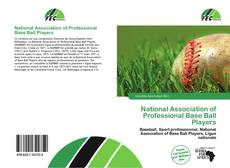 Bookcover of National Association of Professional Base Ball Players