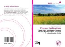 Bookcover of Preston, Hertfordshire