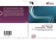 2011 Open 88 Contrexéville – Singles kitap kapağı