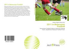 2011 in Belarusian Football kitap kapağı