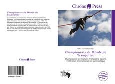 Обложка Championnats du Monde de Trampoline